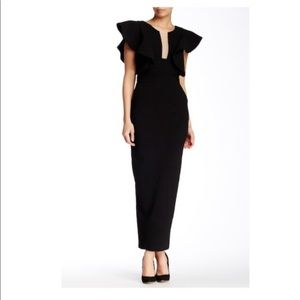 Few Moda New York black geisha dress